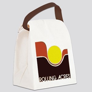 Rolling Acres Mall Canvas Lunch Bag